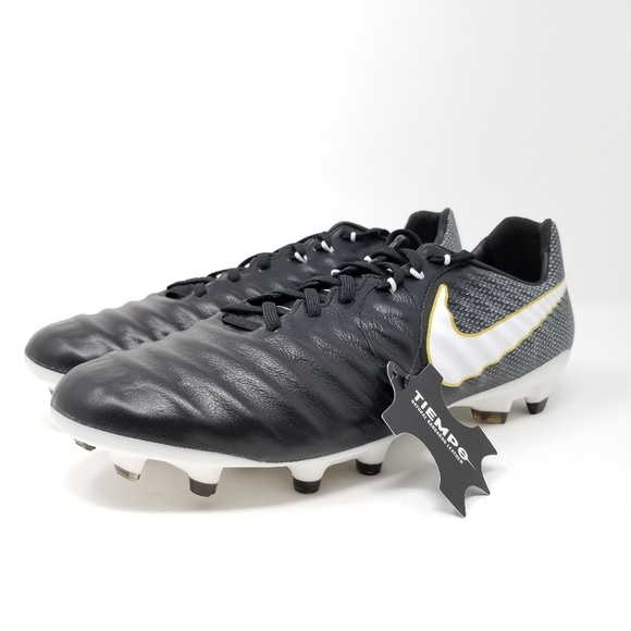 cheap for discount ff1a6 998a4 Nike Tiempo Legacy III FG Men s Soccer Cleats